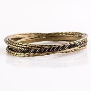 Metal Mogul - Brass Bracelets